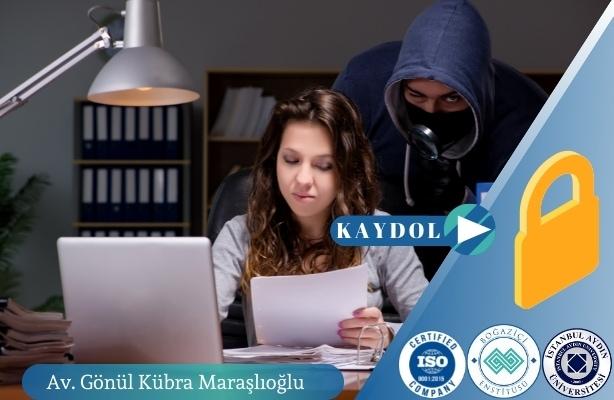 KVKK Eğitimi - Kişisel Verilerin Korunması Kanunu