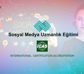 Sosyal Medya Uzmanlığı Sertifika Programı (2018-2019)