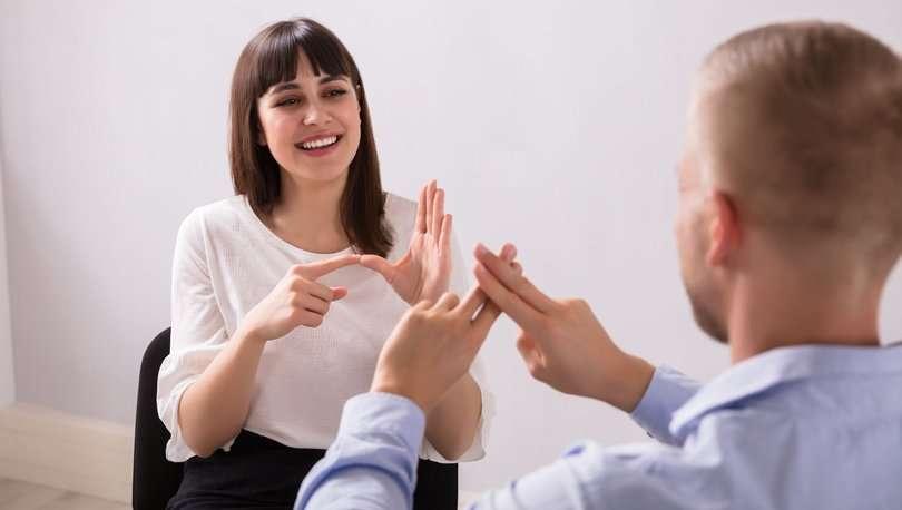 işaret dili eğitimi