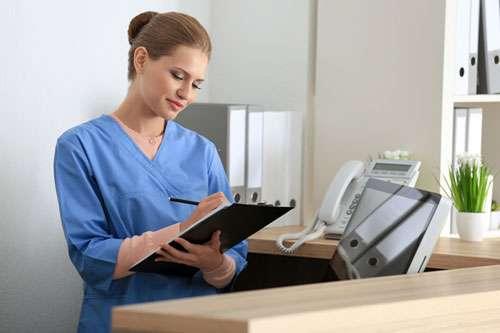 Tıbbi Sekreterlik Kursu  [Hasta Kabul Sekreterliği]