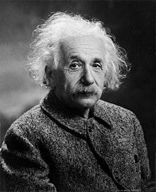 Albert_Einstein_Boğaziçi Enstitüsü